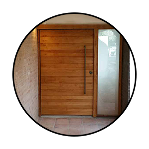 Contemporary Door